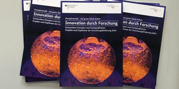 "Neuer BMWi-Bericht ""Innovation durch Forschung"" 2018 erschienen"